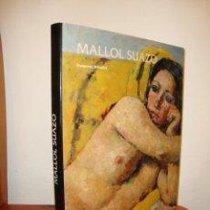 Livros em segunda mão: MALLOL SUAZO - FRANCESC MIRALLES - LUNWERG, MUY BUEN ESTADO. Lote 204606791