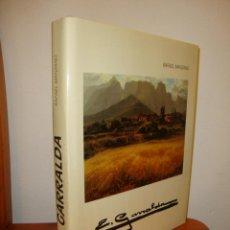 Livros em segunda mão: ELÍAS GARRALDA - DEDICADO POR EL AUTOR - RAFAEL MANZANO, MUY BUEN ESTADO. Lote 204629338
