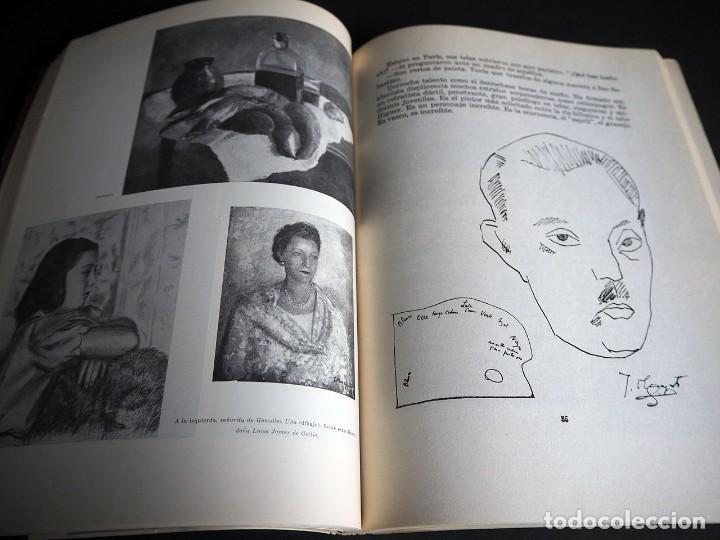 Libros de segunda mano: Espectáculo de la Pintura Española. Ramón D. Faraldo. Editorial Cigüeña. 1953. Con dedicatoria - Foto 3 - 204637978