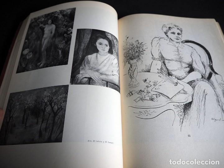 Libros de segunda mano: Espectáculo de la Pintura Española. Ramón D. Faraldo. Editorial Cigüeña. 1953. Con dedicatoria - Foto 4 - 204637978