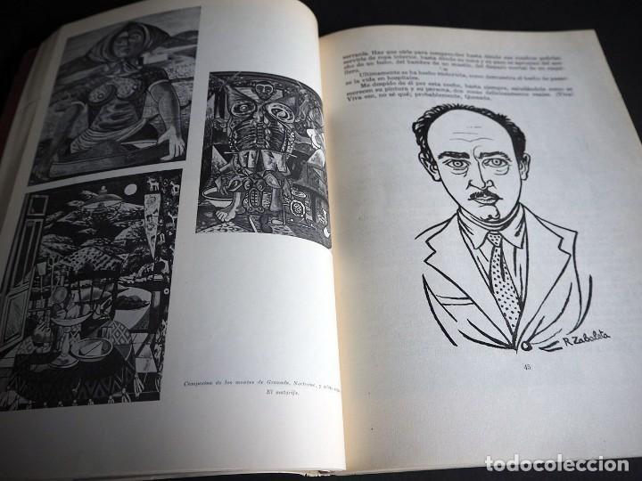 Libros de segunda mano: Espectáculo de la Pintura Española. Ramón D. Faraldo. Editorial Cigüeña. 1953. Con dedicatoria - Foto 6 - 204637978