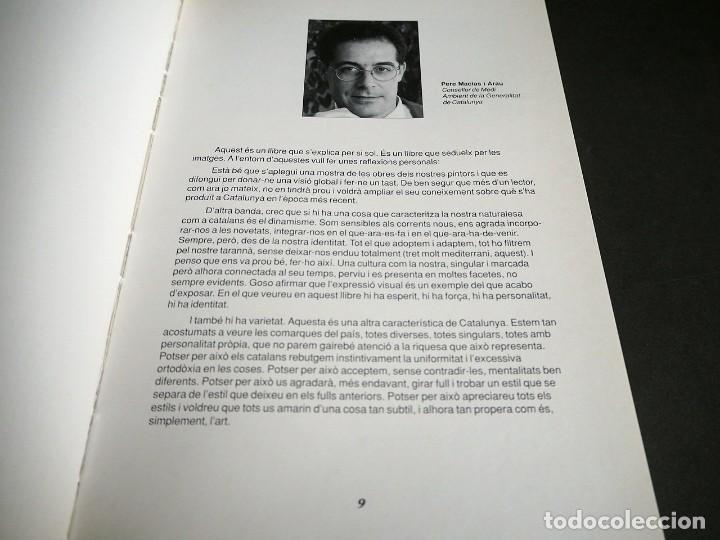 Libros de segunda mano: Els Artistes de Catalunya. Guia Dart. Josep Oliveras 1997 - Foto 3 - 204640111