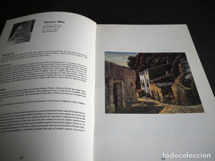 Libros de segunda mano: Els Artistes de Catalunya. Guia Dart. Josep Oliveras 1997 - Foto 4 - 204640111