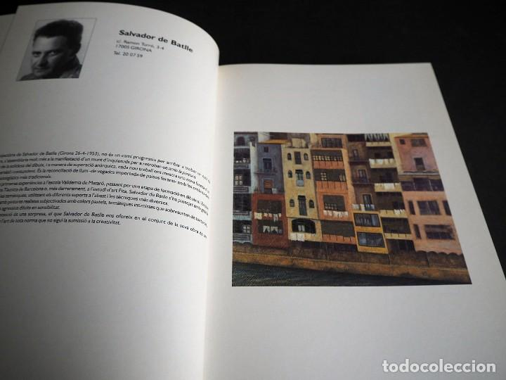 Libros de segunda mano: Els Artistes de Catalunya. Guia Dart. Josep Oliveras 1997 - Foto 5 - 204640111