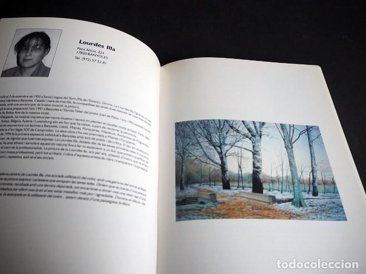 Libros de segunda mano: Els Artistes de Catalunya. Guia Dart. Josep Oliveras 1997 - Foto 6 - 204640111
