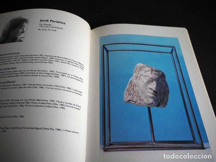 Libros de segunda mano: Els Artistes de Catalunya. Guia Dart. Josep Oliveras 1997 - Foto 7 - 204640111