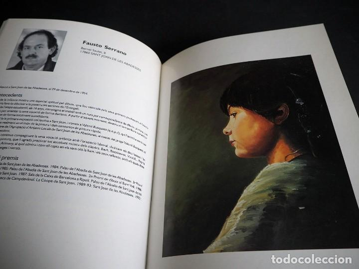 Libros de segunda mano: Els Artistes de Catalunya. Guia Dart. Josep Oliveras 1997 - Foto 8 - 204640111