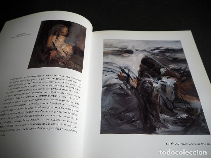 Libros de segunda mano: Teo Puebla. La Celestina ilustrada. Urban gallery 1999 - Foto 4 - 204640841