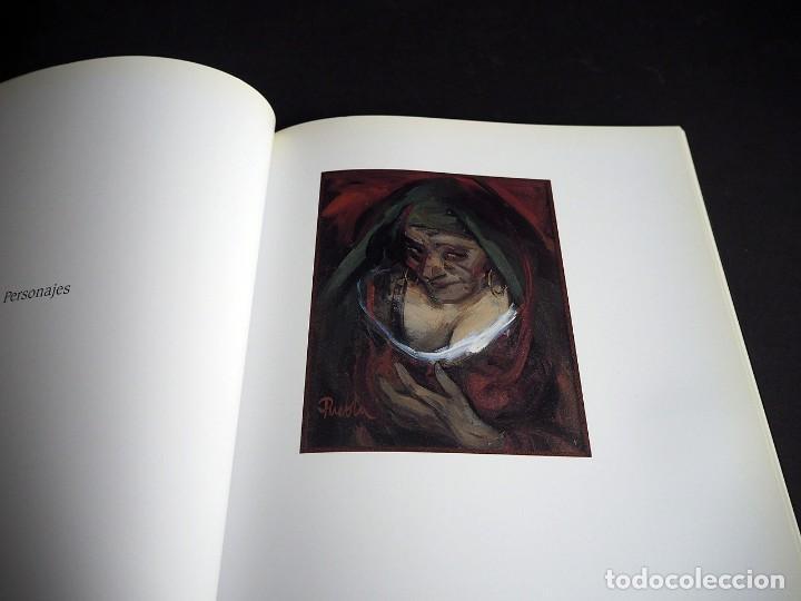 Libros de segunda mano: Teo Puebla. La Celestina ilustrada. Urban gallery 1999 - Foto 6 - 204640841