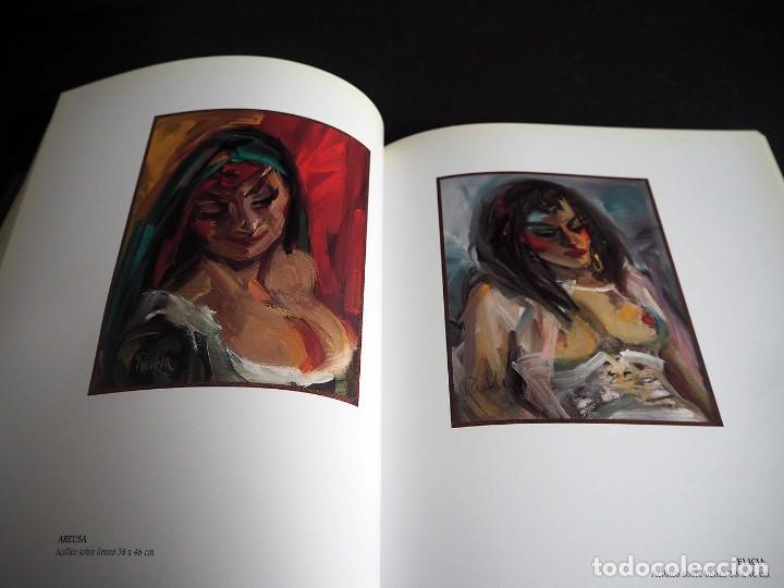 Libros de segunda mano: Teo Puebla. La Celestina ilustrada. Urban gallery 1999 - Foto 7 - 204640841