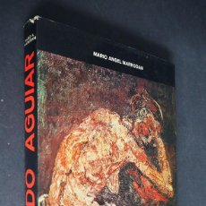 Libros de segunda mano: WALDO AGUIAR. MARIO ANGEL MARRODAN. EDITORIAL LA GRAN ENCICLOPEDIA VASCA 1975. Lote 204643051
