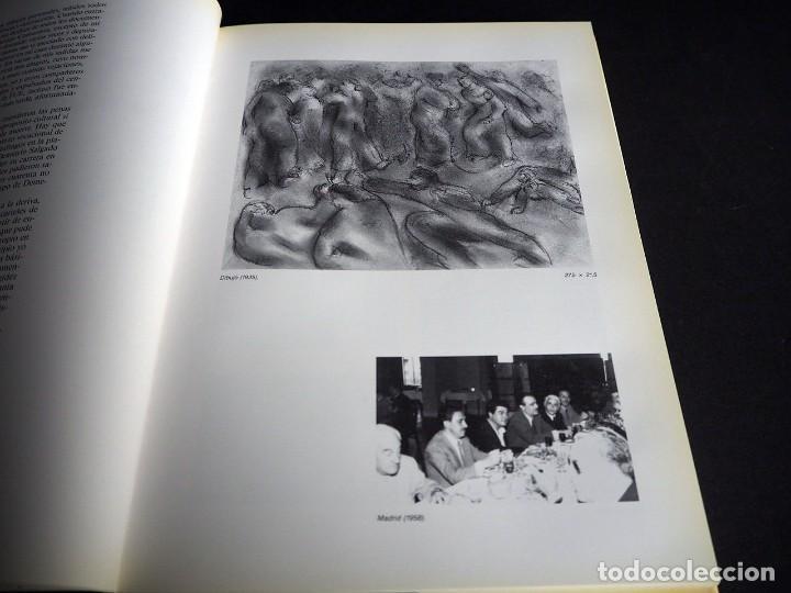 Libros de segunda mano: Demetrio Salgado. Vida y obra. A. M. Campoy. Ediciones Espalter 1988. Dedicado - Foto 4 - 204648803