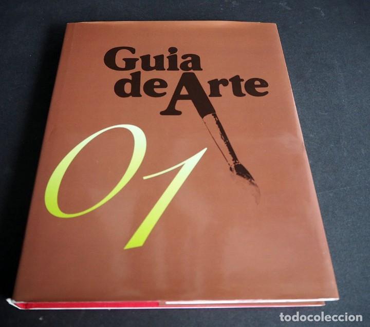 GUIA DE ARTE 01.PLECS D'ART, S.L. 2002 (Libros de Segunda Mano - Bellas artes, ocio y coleccionismo - Pintura)
