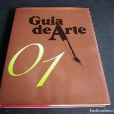 Libros de segunda mano: GUIA DE ARTE 01.PLECS D'ART, S.L. 2002. Lote 204649726
