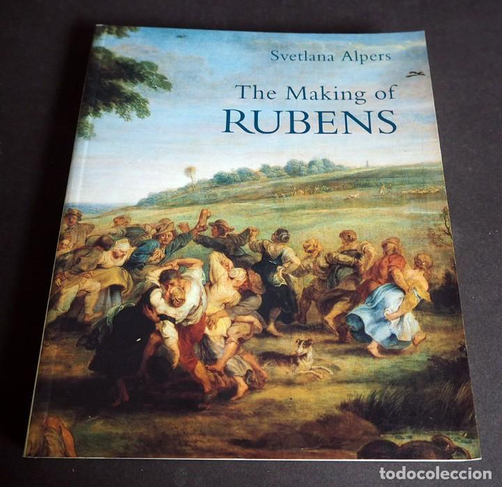 Libros de segunda mano: SVETLANA ALPERS. THE MAKING OF RUBENS. YALE UNIVERSITY PRESS 1995 - Foto 2 - 204695408
