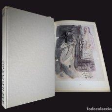 Libros de segunda mano: JOSE LUIS CUEVAS . AUTORRETRATO CON MODELO. EDICIONES POLIGRAFA. 1983.. Lote 204759381