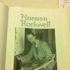 Libros de segunda mano: NORMAN ROCKWELL (2002)- MUY BIEN CONSERVADO . (32X25 CM.)- 192 PÁGINAS- EN INGLÉS. Lote 204980260