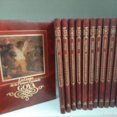 Libros de segunda mano: LOS GENIOS DE LA PINTURA ESPAÑOLA, 14 VOLUMENES, PINTURA / PAINTING, EDITORIAL SARPE, 1983. Lote 205133108