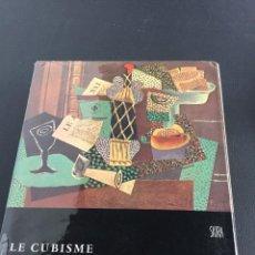 Livros em segunda mão: LE CUBISME - SKIRA. Lote 205165662