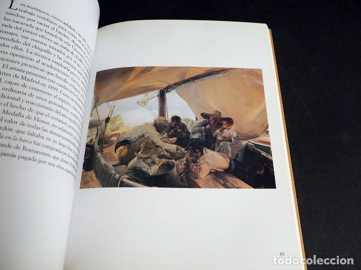 Libros de segunda mano: SOROLLA. GRANDES GENIOS DEL ARTE CONTEMPORANEO ESPAÑOL. EL MUNDO. 2006 - Foto 6 - 205242458