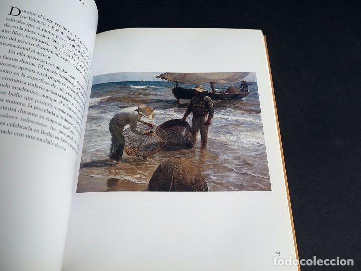 Libros de segunda mano: SOROLLA. GRANDES GENIOS DEL ARTE CONTEMPORANEO ESPAÑOL. EL MUNDO. 2006 - Foto 7 - 205242458