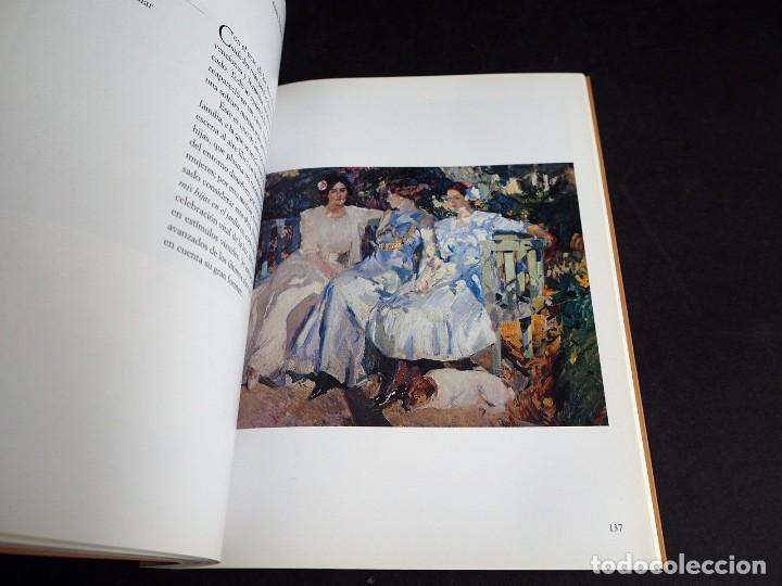 Libros de segunda mano: SOROLLA. GRANDES GENIOS DEL ARTE CONTEMPORANEO ESPAÑOL. EL MUNDO. 2006 - Foto 8 - 205242458