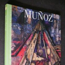 Libros de segunda mano: MUÑOZ. GRANDES GENIOS DEL ARTE CONTEMPORANEO ESPAÑOL. EL MUNDO. 2006. Lote 205242670