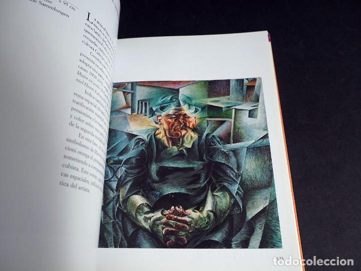 Libros de segunda mano: BOCCIONI. GRANDES GENIOS DEL ARTE CONTEMPORANEO ESPAÑOL. EL MUNDO. 2006 - Foto 2 - 205243152