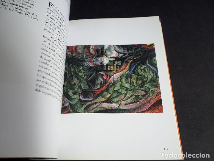 Libros de segunda mano: BOCCIONI. GRANDES GENIOS DEL ARTE CONTEMPORANEO ESPAÑOL. EL MUNDO. 2006 - Foto 3 - 205243152
