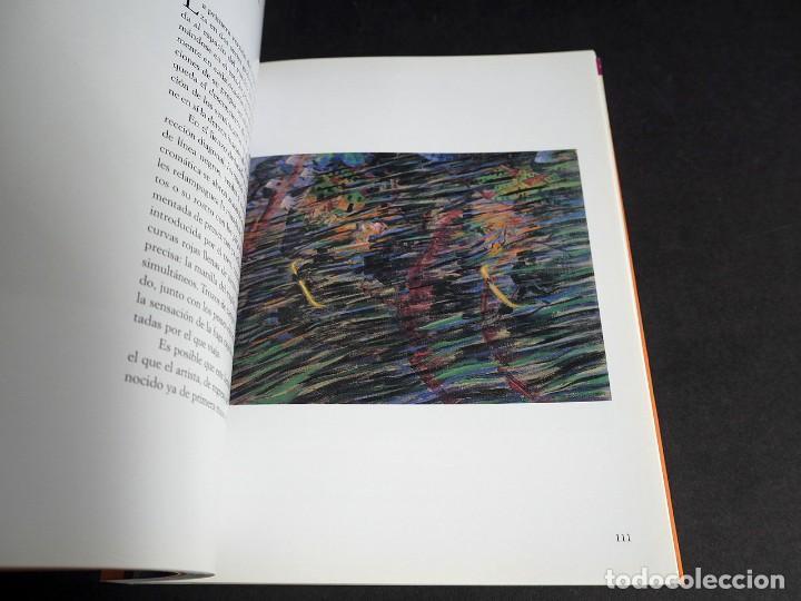Libros de segunda mano: BOCCIONI. GRANDES GENIOS DEL ARTE CONTEMPORANEO ESPAÑOL. EL MUNDO. 2006 - Foto 4 - 205243152