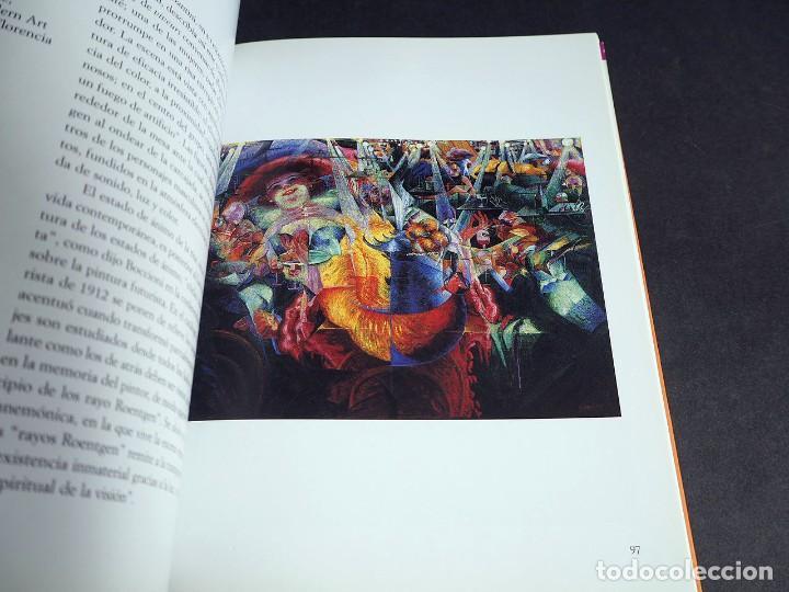 Libros de segunda mano: BOCCIONI. GRANDES GENIOS DEL ARTE CONTEMPORANEO ESPAÑOL. EL MUNDO. 2006 - Foto 6 - 205243152