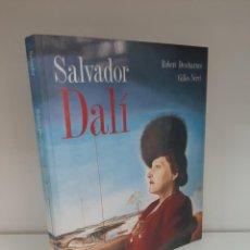 Libros de segunda mano: SALVADOR DALI, 1904-1989, ROBERT DESCHARNES-GILLES NERET, PINTURA / PAINTING, TASCHEN, 1990. Lote 205276200
