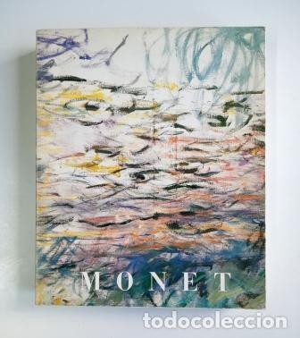 CLAUDE MONET.- MUSEO ESPAÑOL DE ARTE CONTEMPORÁNEO (1986) (Libros de Segunda Mano - Bellas artes, ocio y coleccionismo - Pintura)