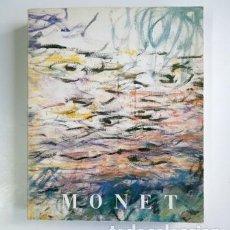 Libros de segunda mano: CLAUDE MONET.- MUSEO ESPAÑOL DE ARTE CONTEMPORÁNEO (1986). Lote 205308628