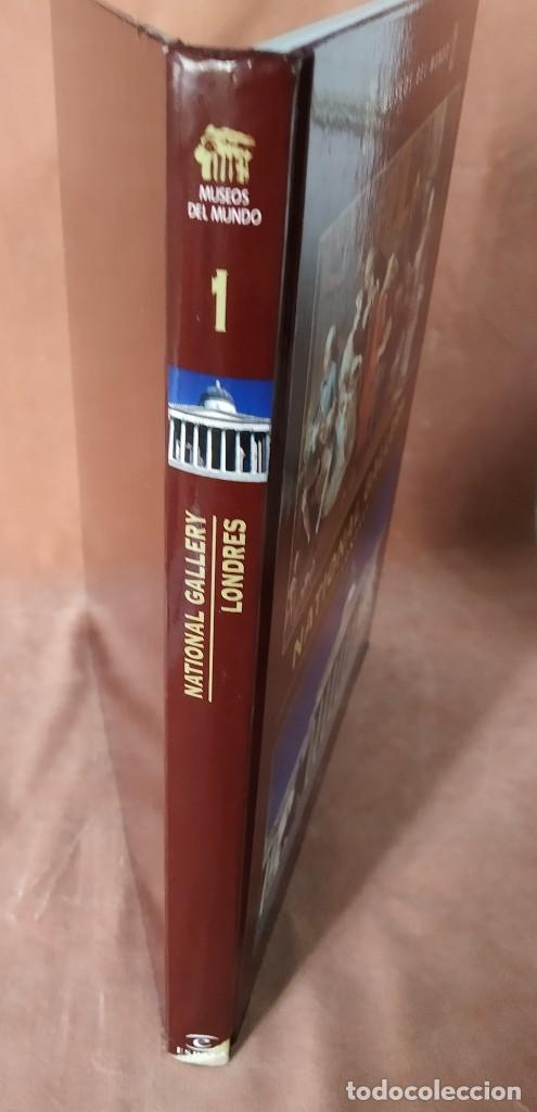 Libros de segunda mano: MUSEOS DEL MUNDO. TOMO 1. NATIONAL GALLERY LONDRES. ESPASA - Foto 2 - 205764753