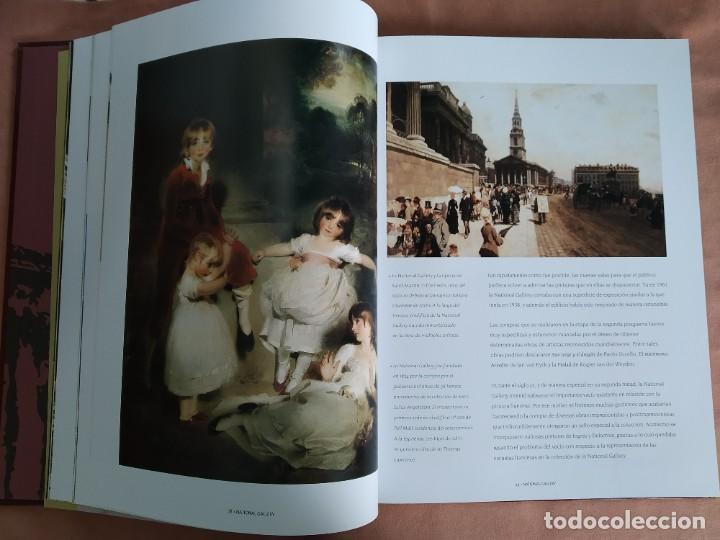 Libros de segunda mano: MUSEOS DEL MUNDO. TOMO 1. NATIONAL GALLERY LONDRES. ESPASA - Foto 5 - 205764753