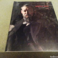 Libros de segunda mano: SOROLLA ZORN. MUSEO SOROLLA 1992. PERFECTO.. Lote 205835875