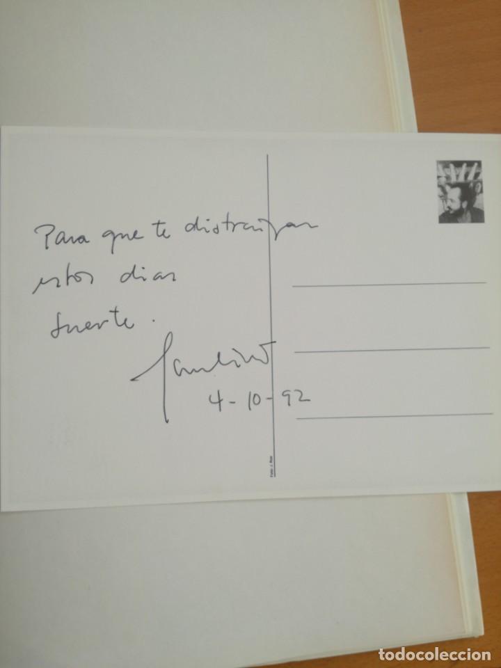 Libros de segunda mano: Paulino Ust?rroz maestros actuales pintura y escultura 1990 - Foto 3 - 205843295