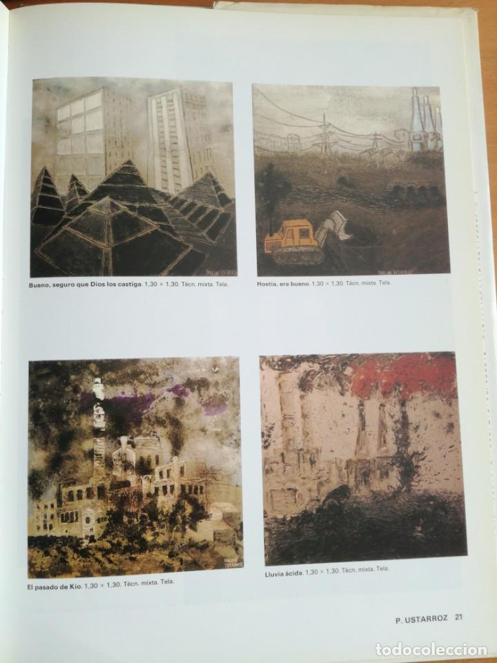 Libros de segunda mano: Paulino Ust?rroz maestros actuales pintura y escultura 1990 - Foto 5 - 205843295