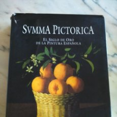 Libros de segunda mano: SVMMA PICTORICA -- TOMO VII -- EL SIGLO DE ORO DE LA PINTURA ESPAÑOLA -- PLANETA --. Lote 205845377