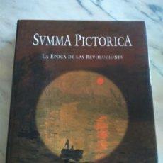 Libros de segunda mano: SVMMA PICTORICA -- TOMO IX -- LA EPOCA DE LAS REVOLUCIONES -- PLANETA --. Lote 205846345