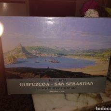 Libros de segunda mano: GUIPÚZCOA-SAN SEBASTIÁN.. Lote 205868155