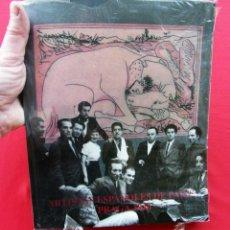 Libros de segunda mano: ARTISTAS ESPAÑOLES DE PARIS PRAGA 1946. NUEVO. PRECINTADO EN SU BLISTER. PICASSO CONDOY BOES CLAVE. Lote 206226427