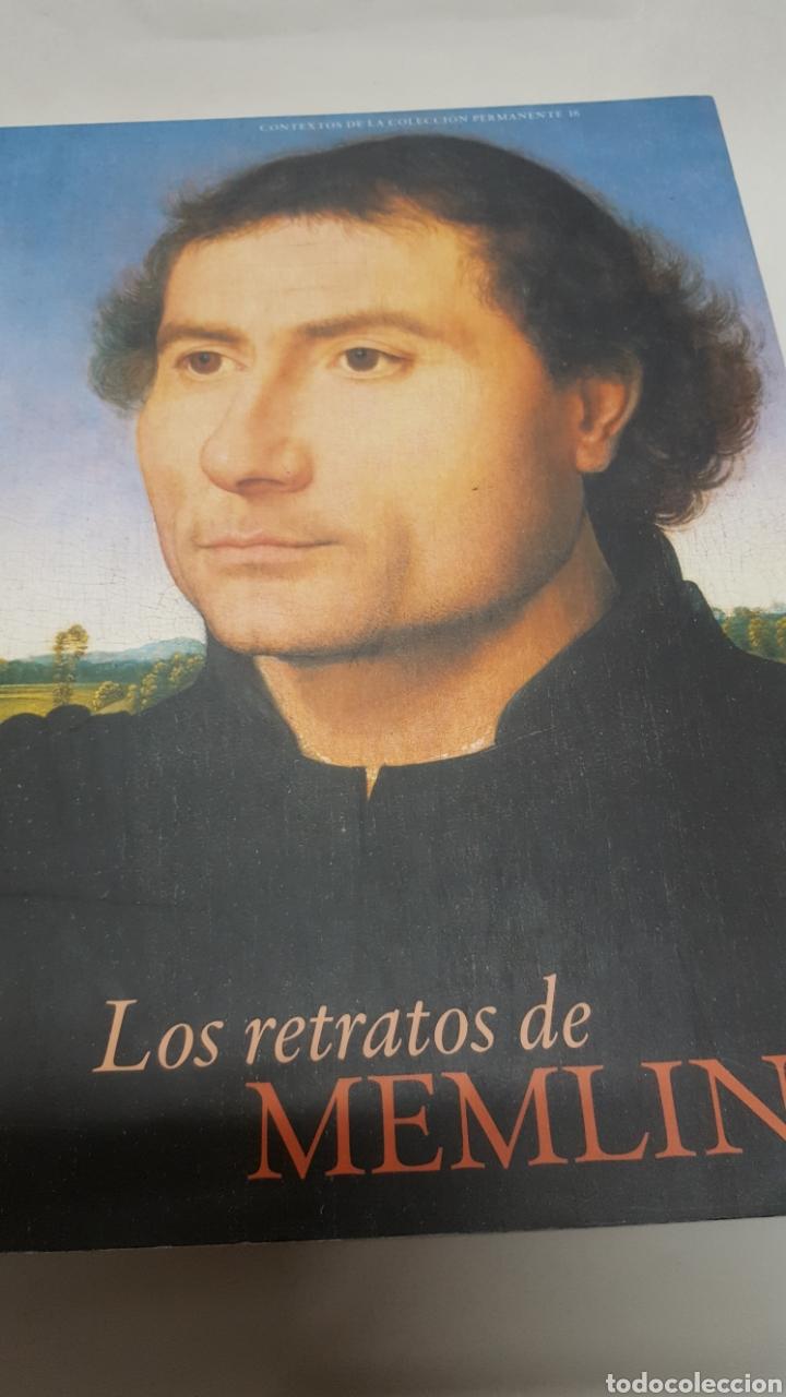 LOS RETRATOS DE MEMLING POR TILOL HOLGER BORCHERT. MUSEO THYSSEN 2005. (Libros de Segunda Mano - Bellas artes, ocio y coleccionismo - Pintura)