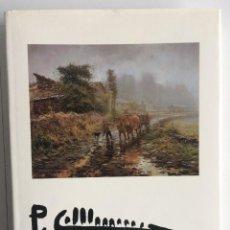 Libros de segunda mano: LIBRO COLLDECARRERA BIOGRAFIA Y PINTURA. Lote 206480353