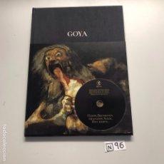 Libros de segunda mano: GOYA. Lote 206509876