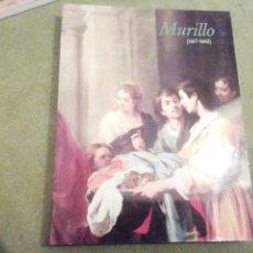 Libros de segunda mano: MURILLO 1617 1682. MUSEO DEL PRADO 1982.. Lote 206515981