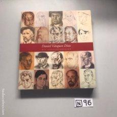 Libros de segunda mano: DANIEL VÁZQUEZ DÍAZ MIS CONTEMPORÁNEAS. Lote 206551268