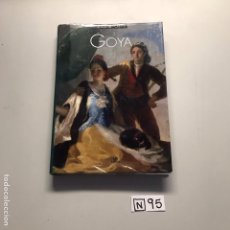 Libros de segunda mano: GOYA. Lote 206784246