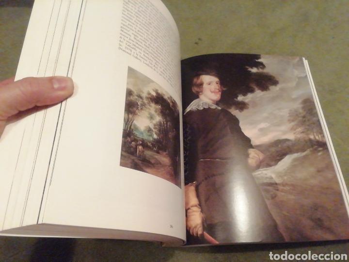 Libros de segunda mano: Velazquez Museo del prado. 1990. Gran formato. - Foto 2 - 206806231